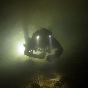 British cave diving