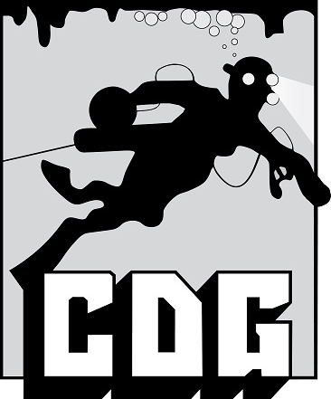 Cave Diving Group Logo